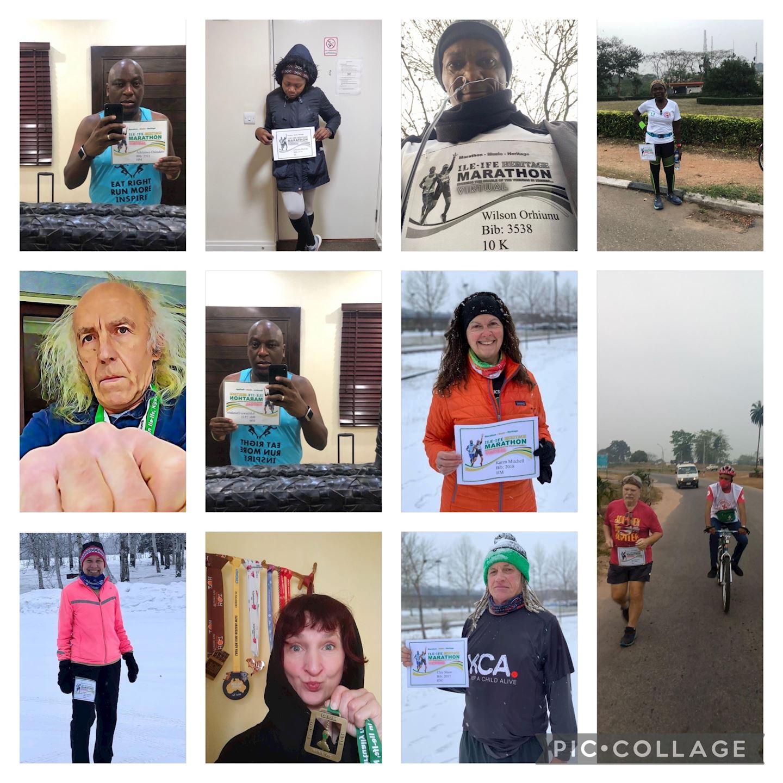 ile ife heritage marathon virtual run