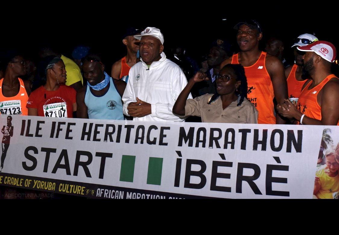 Alles over de Ile Ife Heritage Marathon en hoe jij er aan mee kunt doen