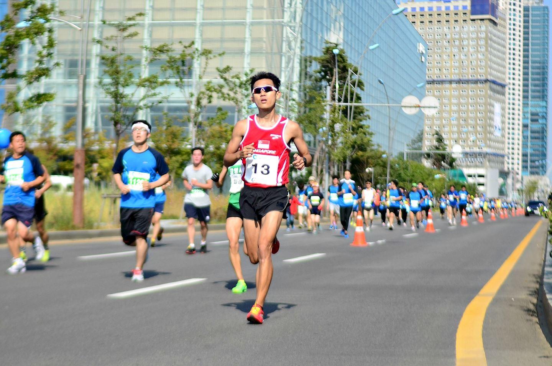 incheon international half marathon