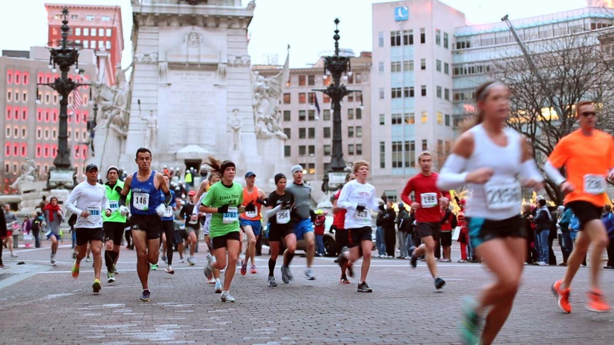 Alles over de Indianapolis Monumental Marathon en hoe jij er aan mee kunt doen