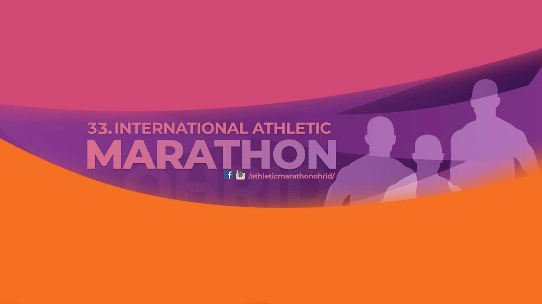 international athletic marathon ohrid