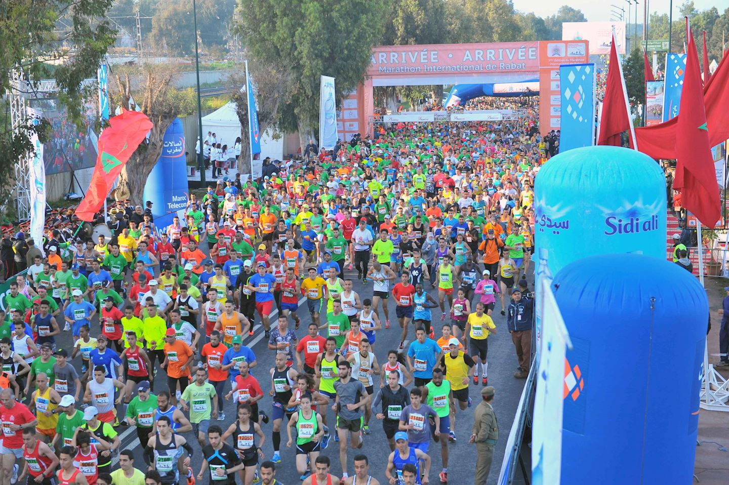 international marathon of rabat