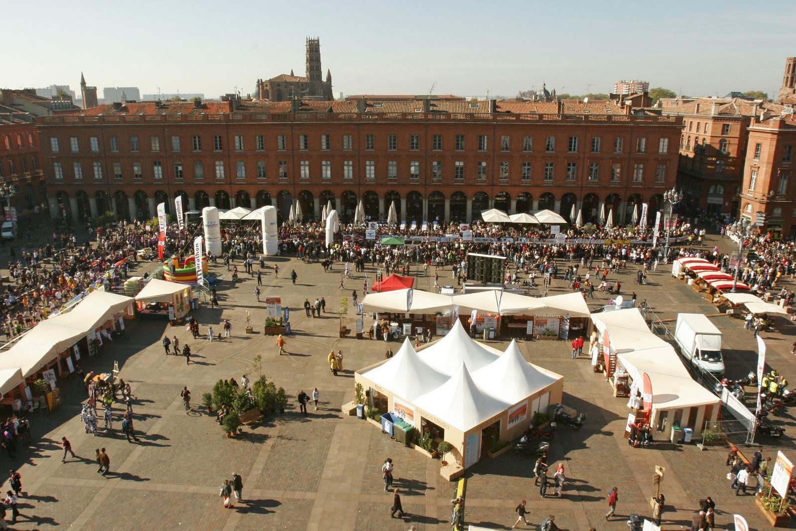 Alles over de International Marathon Of Toulouse Metropole en hoe jij er aan mee kunt doen