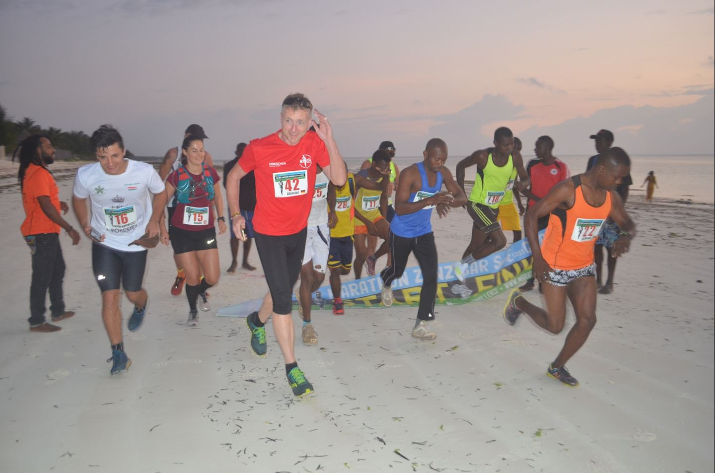 international marathon zanzibar bwejuu makunduchi