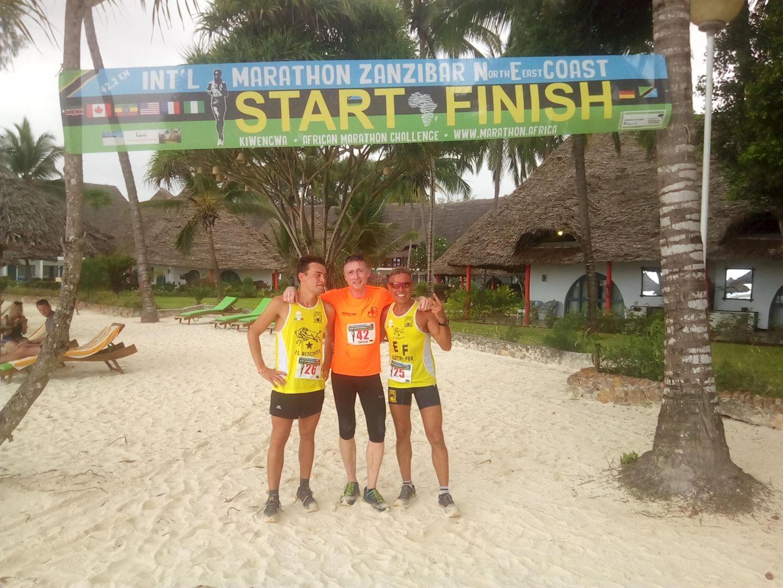 international marathon zanzibar north east coast