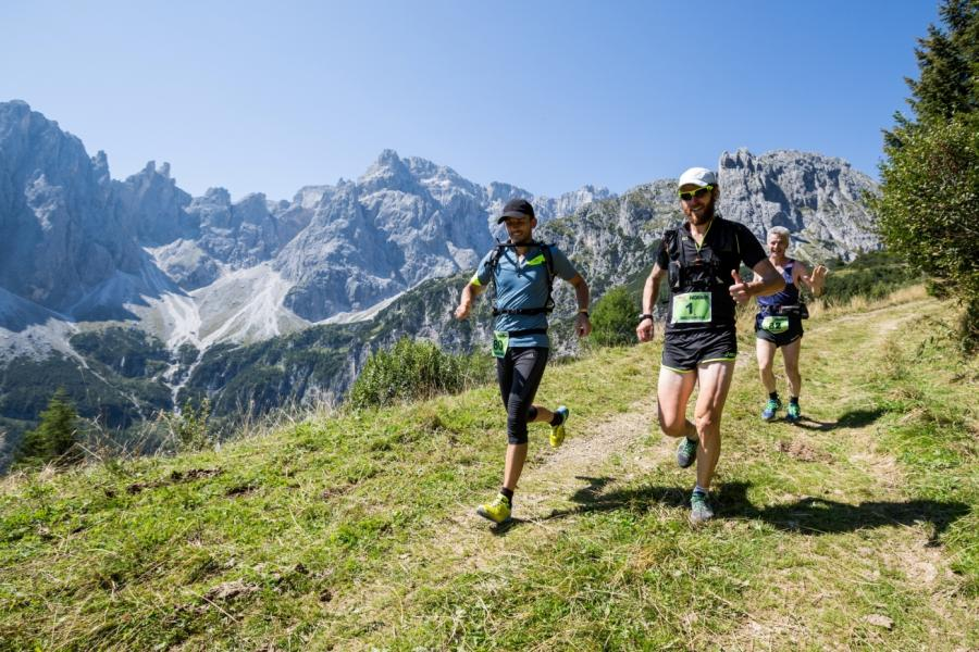 international trail running festival traildolomitica