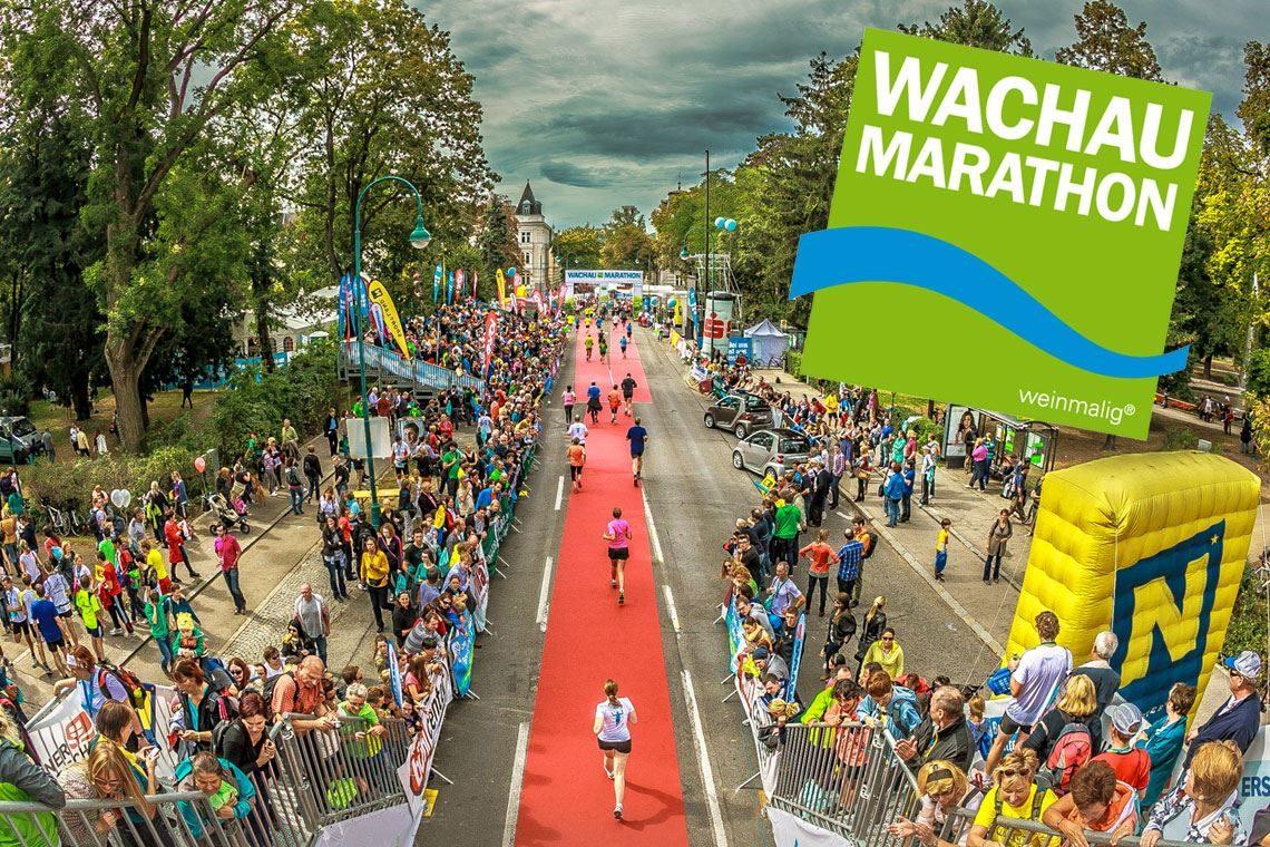Alles over de International Wachau Marathon en hoe jij er aan mee kunt doen