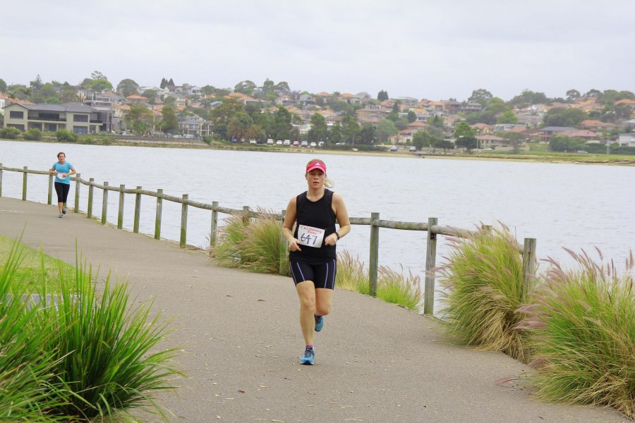 iron cove half marathon