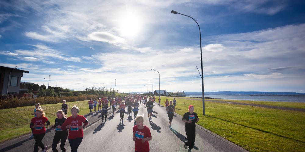 Alles over de Islandsbanka Reykjavik Marathon en hoe jij er aan mee kunt doen