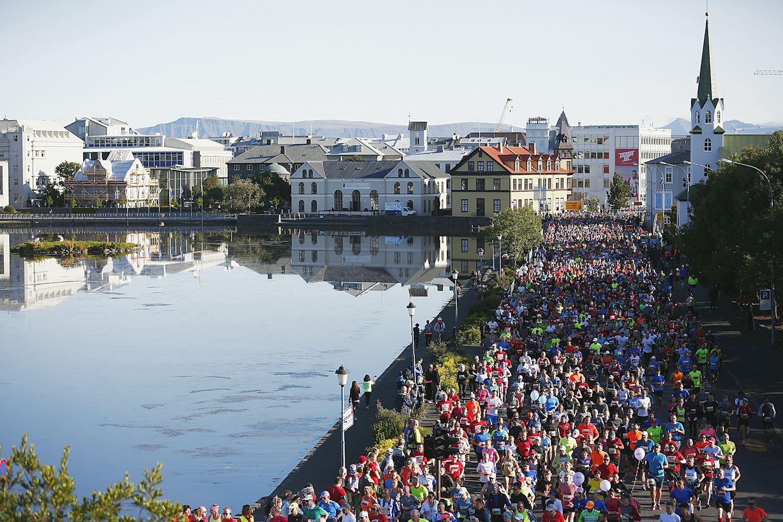 Alles over de Islandsbanki Reykjavik Marathon en hoe jij er aan mee kunt doen