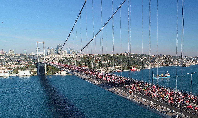 Alles over de Istanbul Marathon en hoe jij er aan mee kunt doen