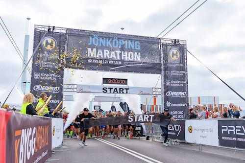 Jönköping Marathon & Half Marathon