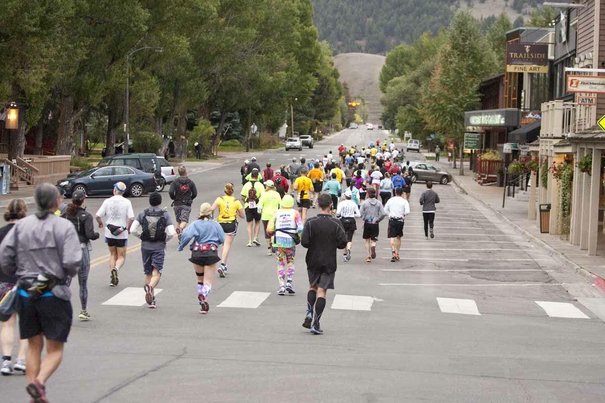 Alles over de Jackson Hole Marathon en hoe jij er aan mee kunt doen
