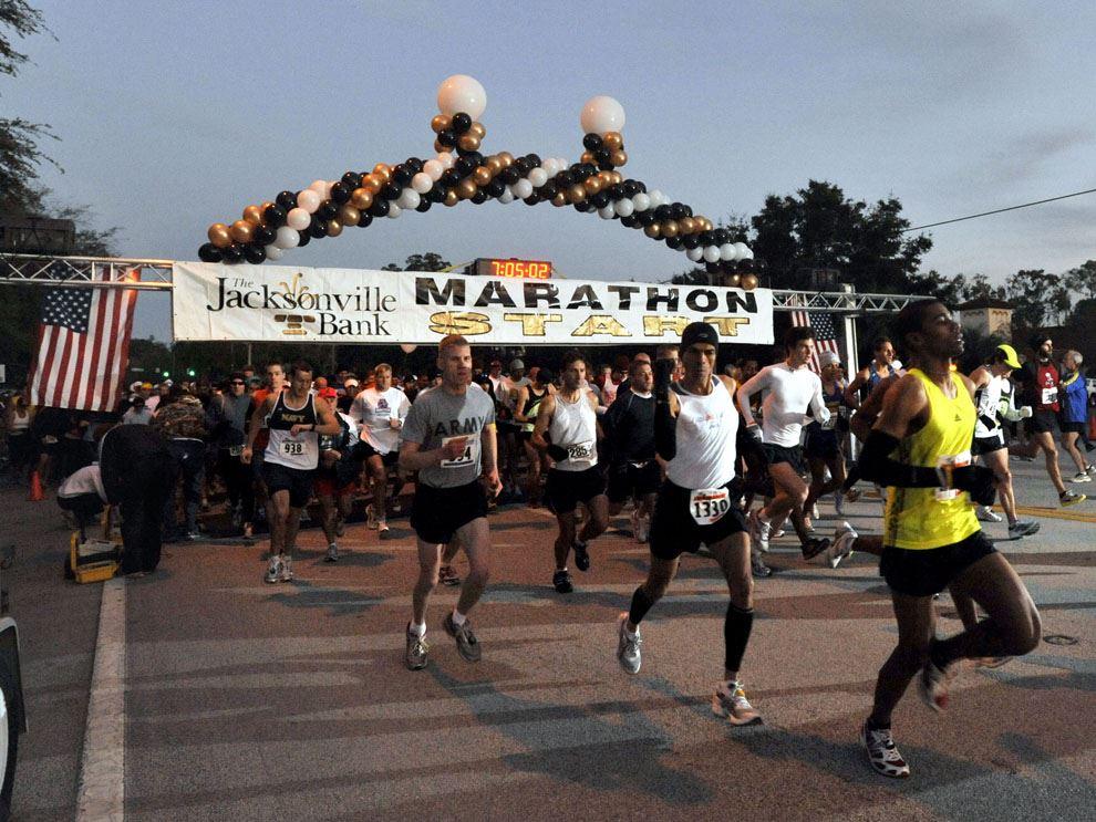 jacksonville marathon