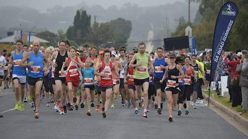 Jacob's Creek Barossa Marathon Running Festival