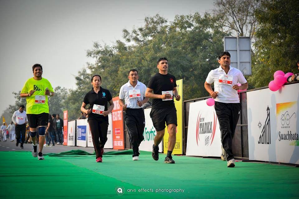 Alles over de Jaipur Marathon en hoe jij er aan mee kunt doen
