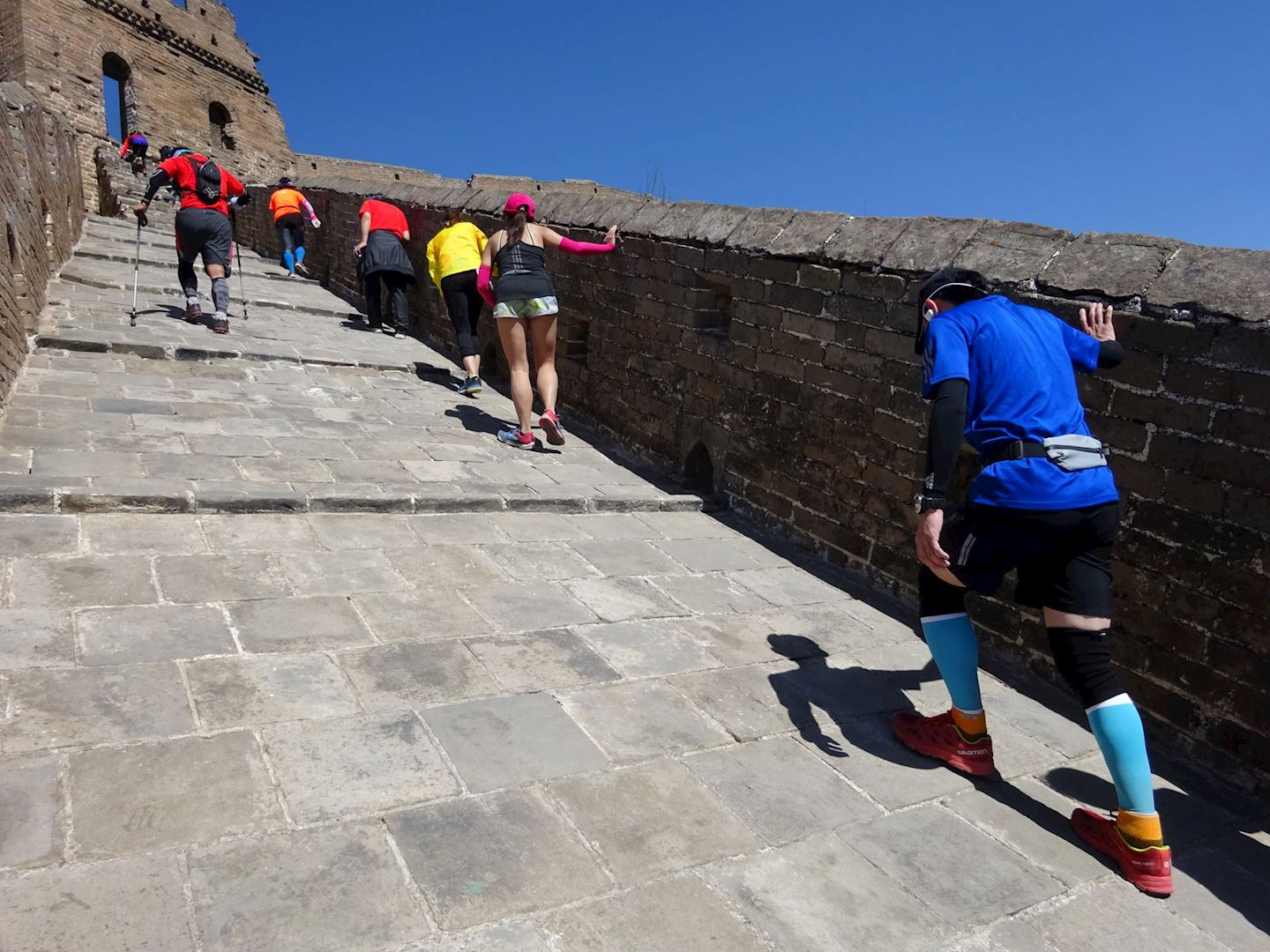 jinshanling great wall marathon