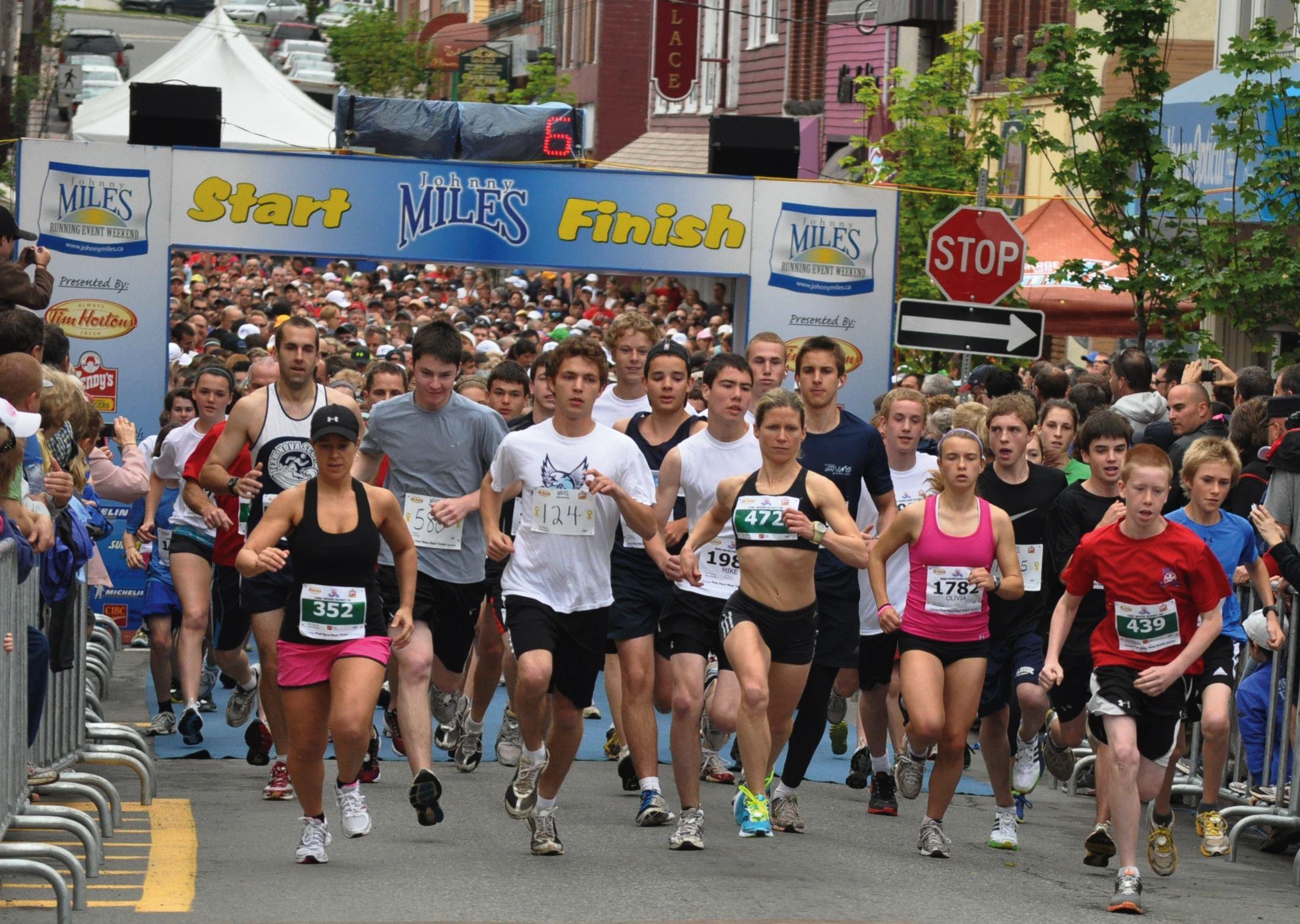 johnny miles maritime auto marathon