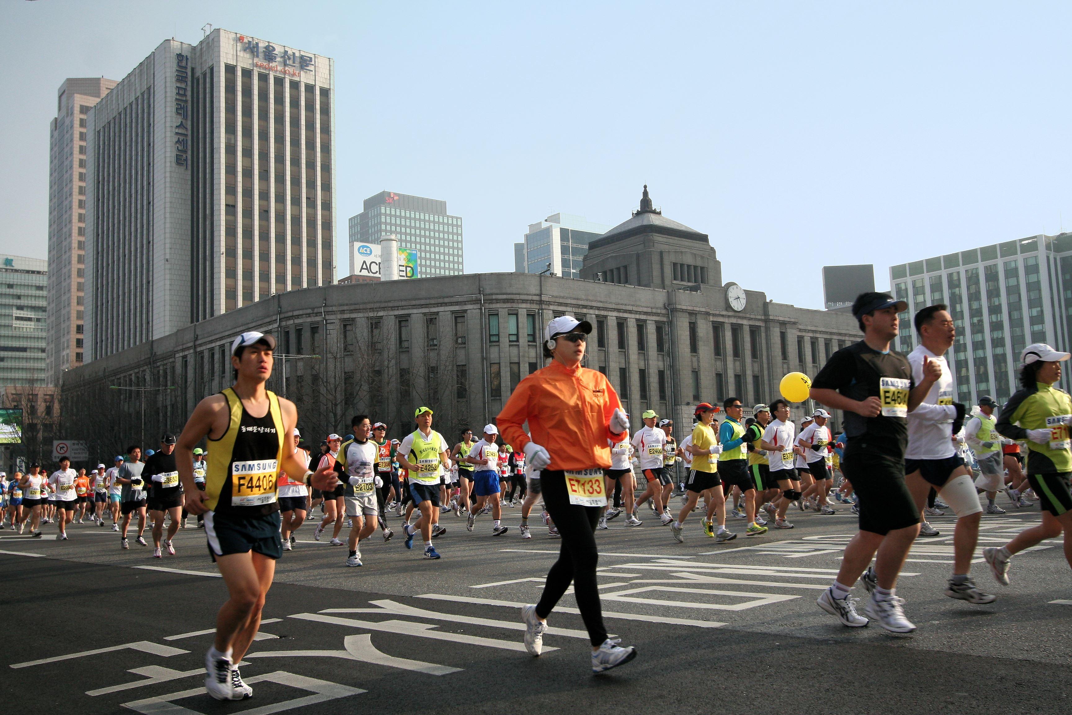 Alles over de Joongang Seoul Marathon en hoe jij er aan mee kunt doen