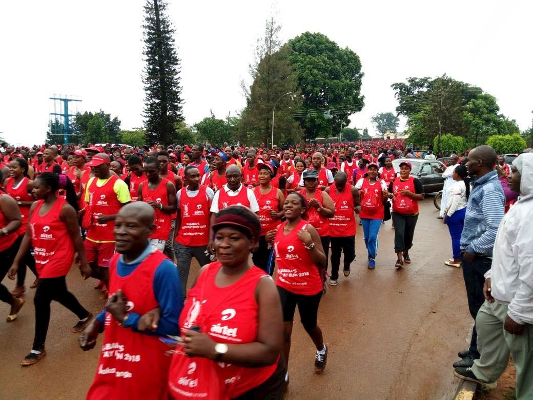 kabaka birthday run