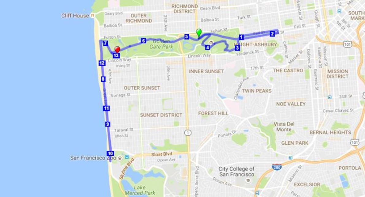 Kaiser Permanente San Francisco Half Marathon | World\'s Marathons