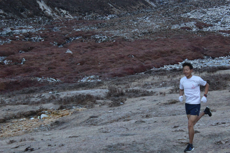 kanchenjunga marathon