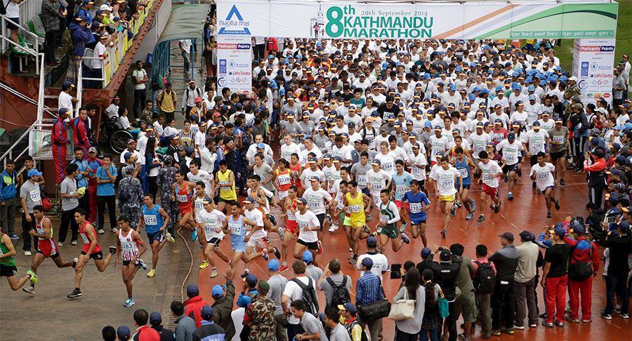 kathmandu marathon