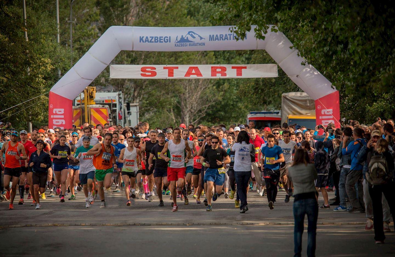 Alles over de Kazbegi Trail Marathon en hoe jij er aan mee kunt doen