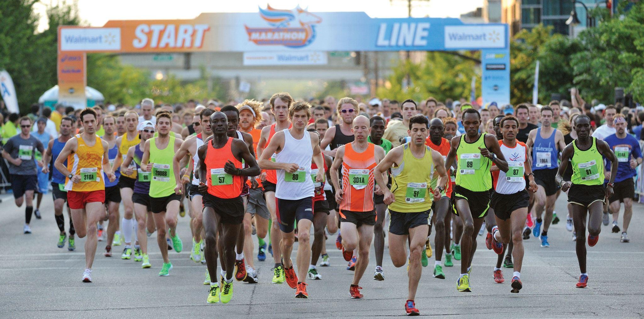 kentucky derby marathon