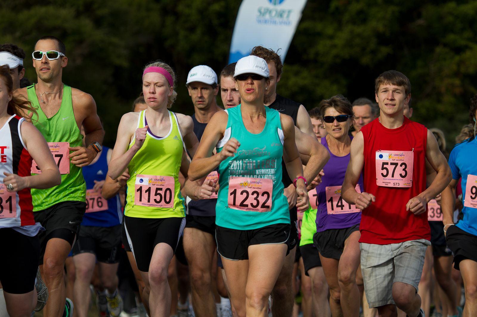 kerikeri half marathon