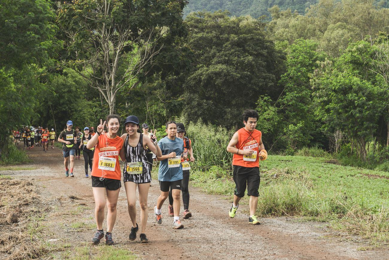 khao yai trail marathon
