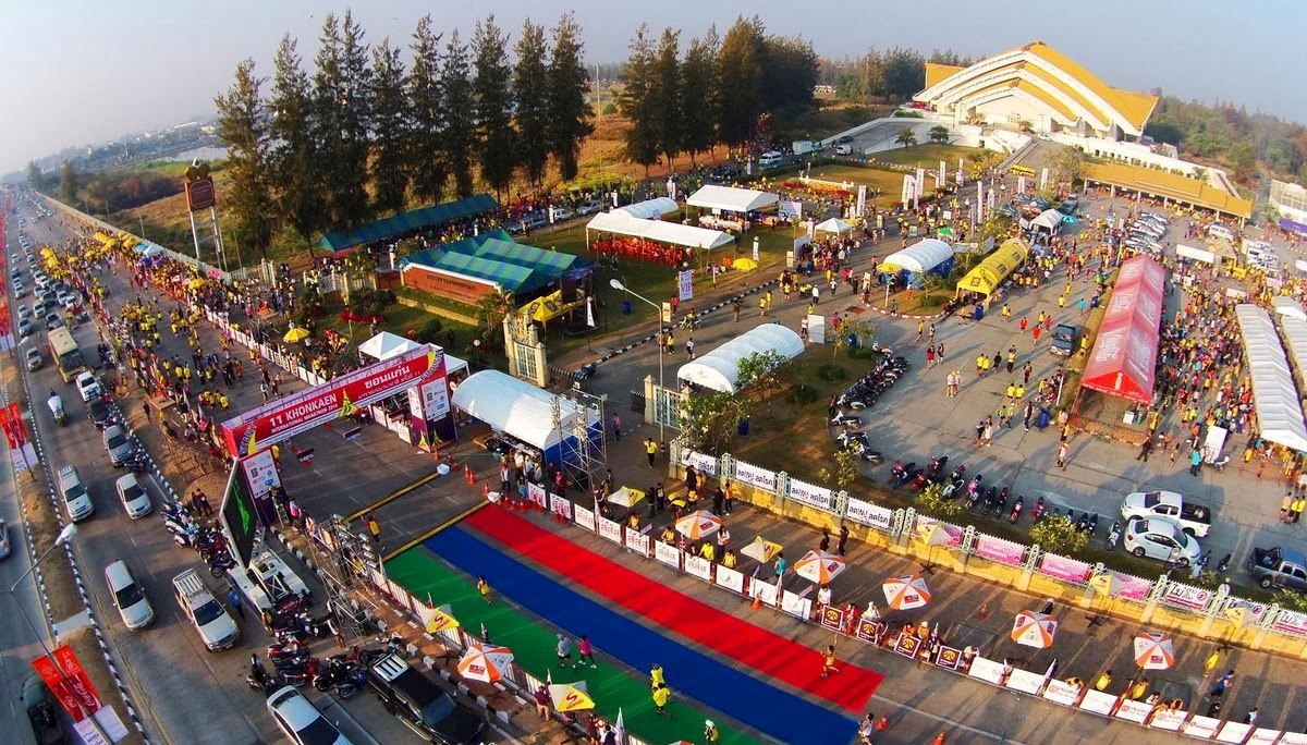 khonkaen international marathon