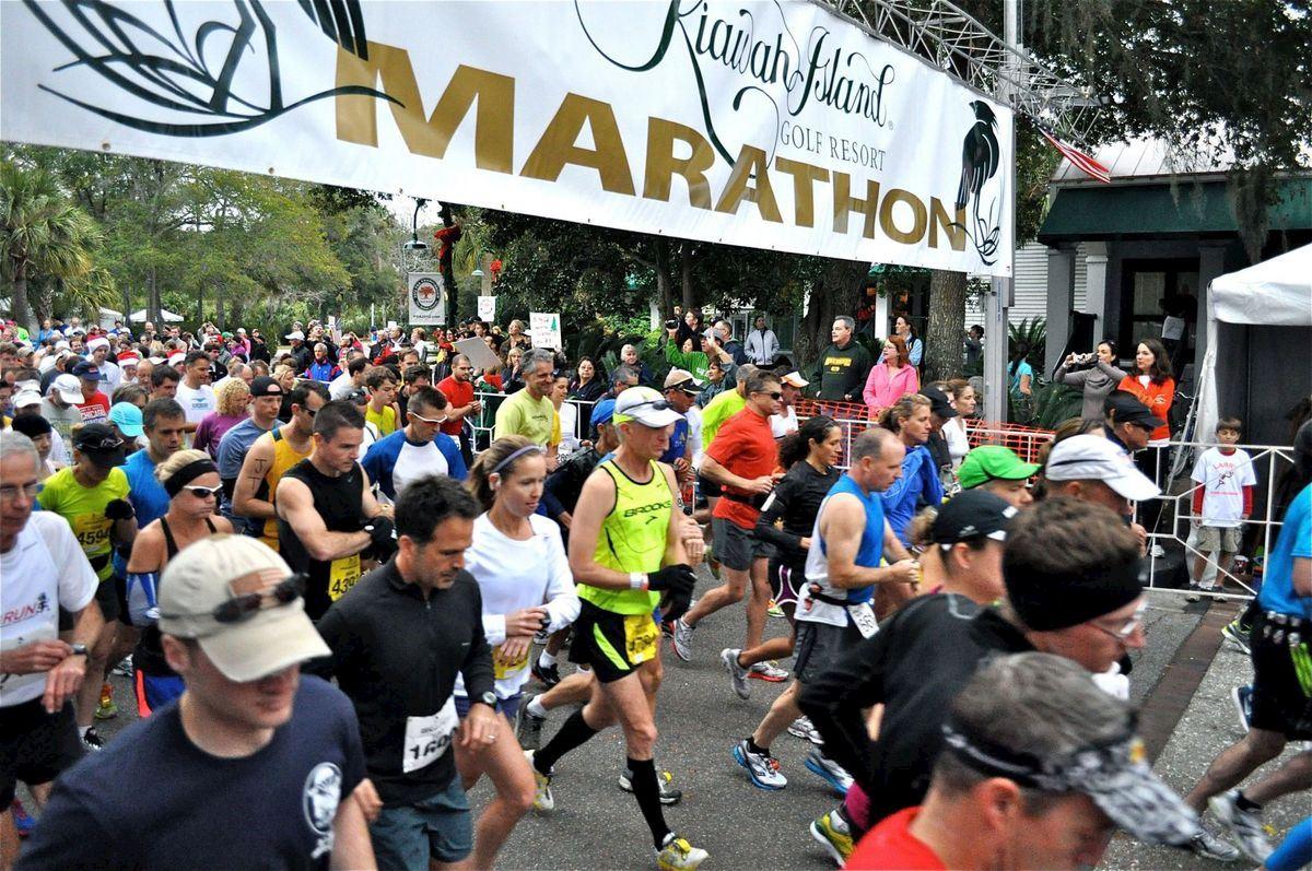 Alles over de Kiawah Island Golf Resort Kiawah Island Marathon en hoe jij er aan mee kunt doen