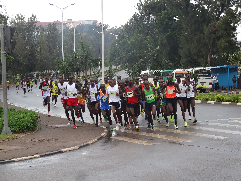 kigali peace marathon