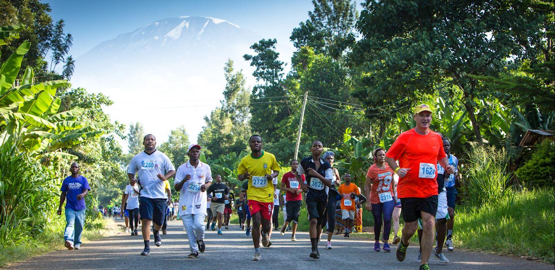 kilimanjaro marathon