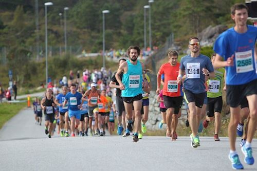 Knarvikmila - The Great Fjord Run
