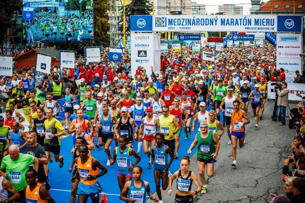 Alles over de Kosice Peace Marathon en hoe jij er aan mee kunt doen