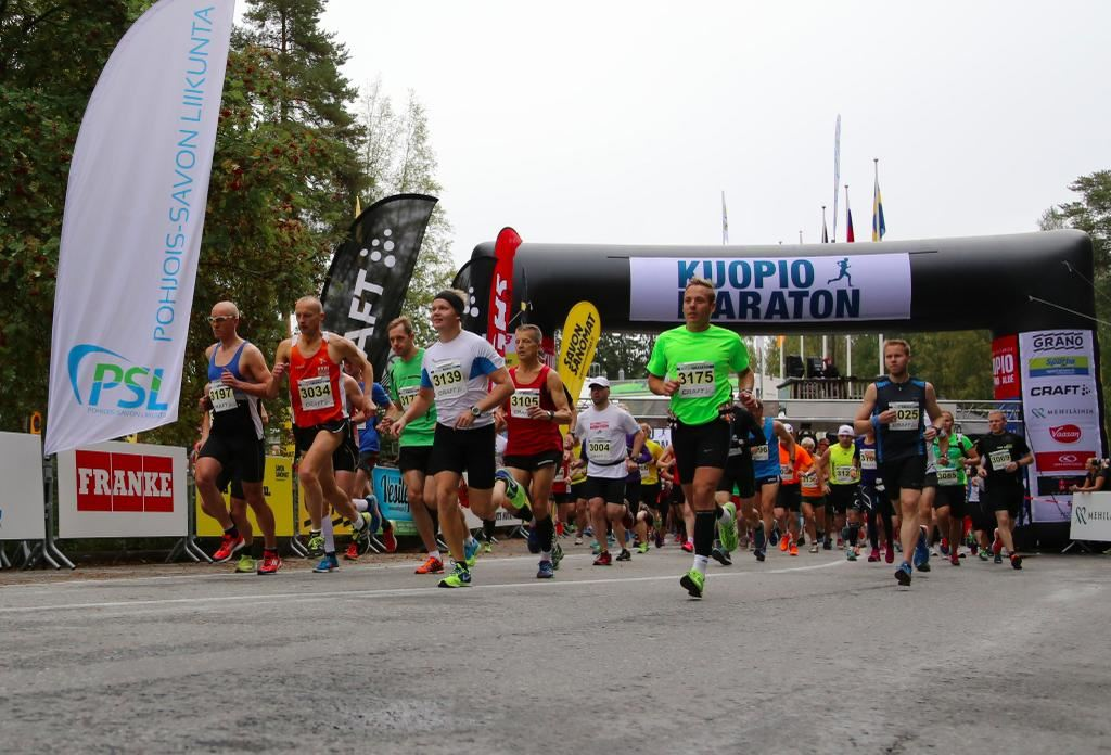 Alles over de Kuopio Maraton en hoe jij er aan mee kunt doen