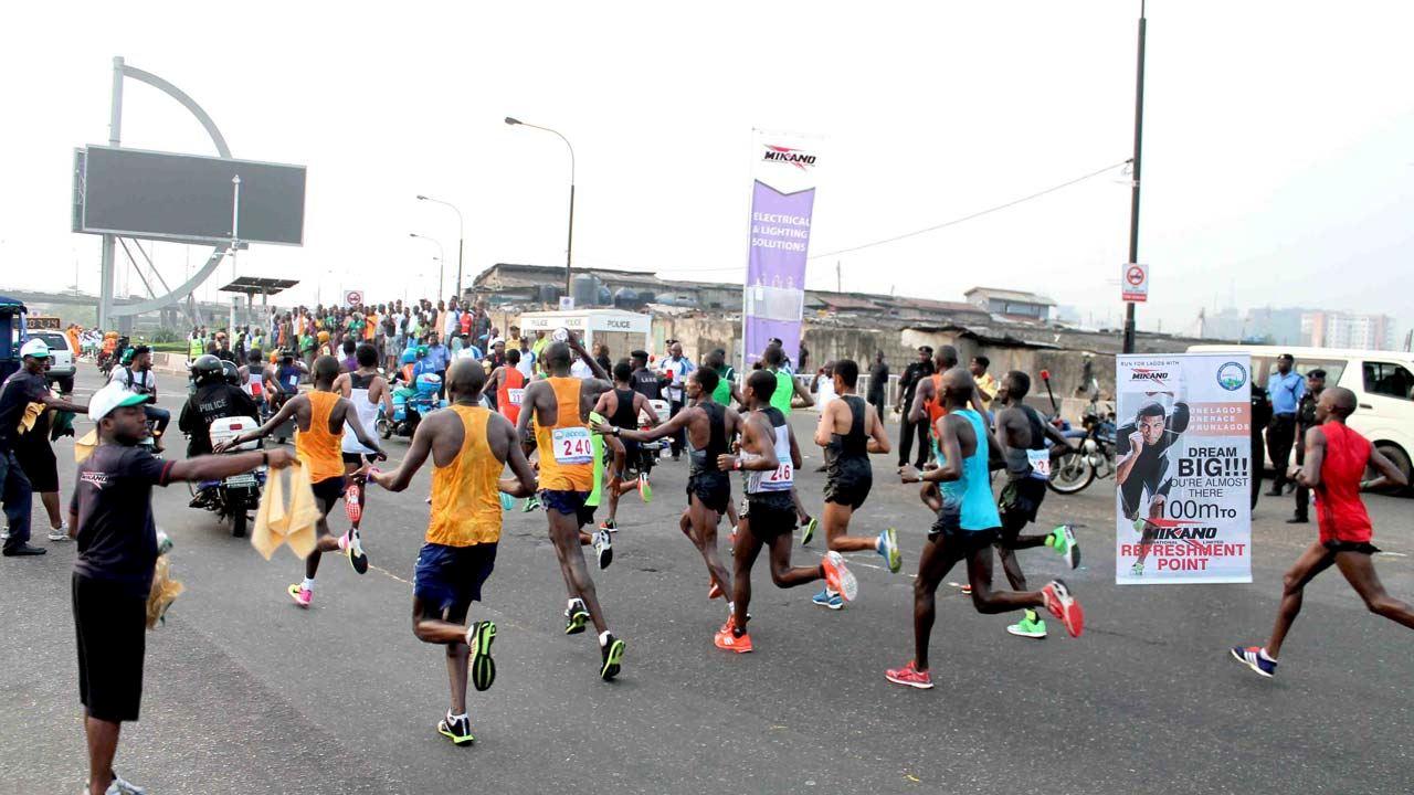 Alles over de Lagos City Marathon en hoe jij er aan mee kunt doen