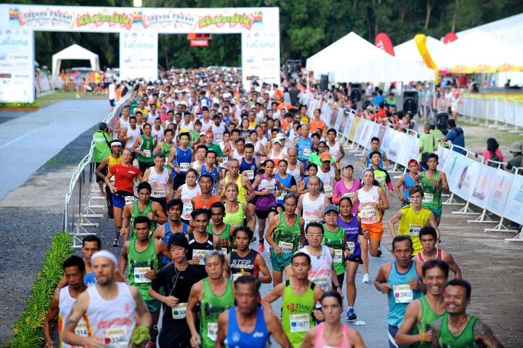 Alles over de Laguna Phuket International Marathon en hoe jij er aan mee kunt doen