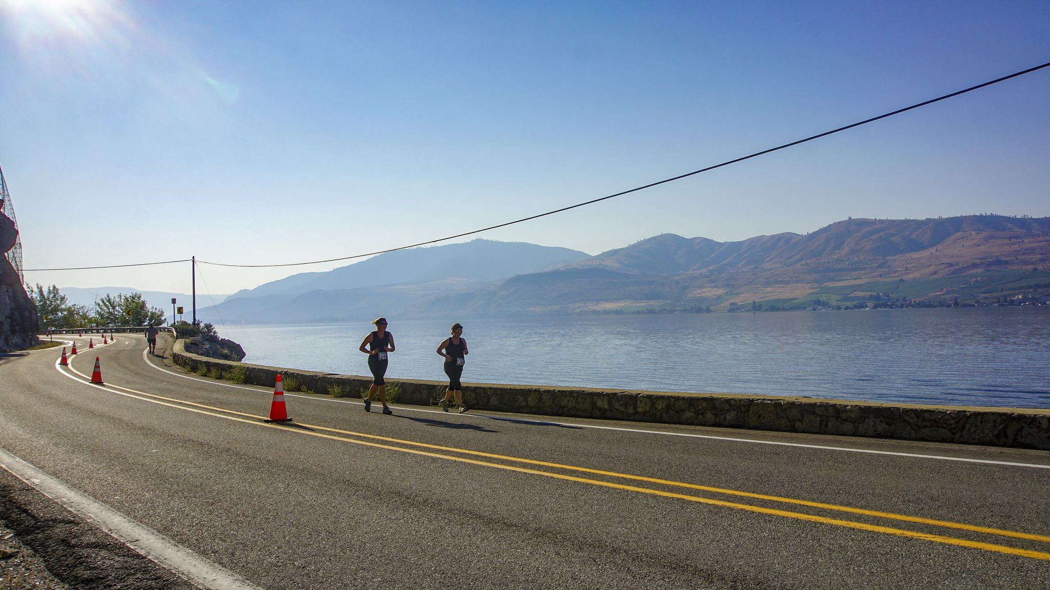 lake chelan shore to shore marathon