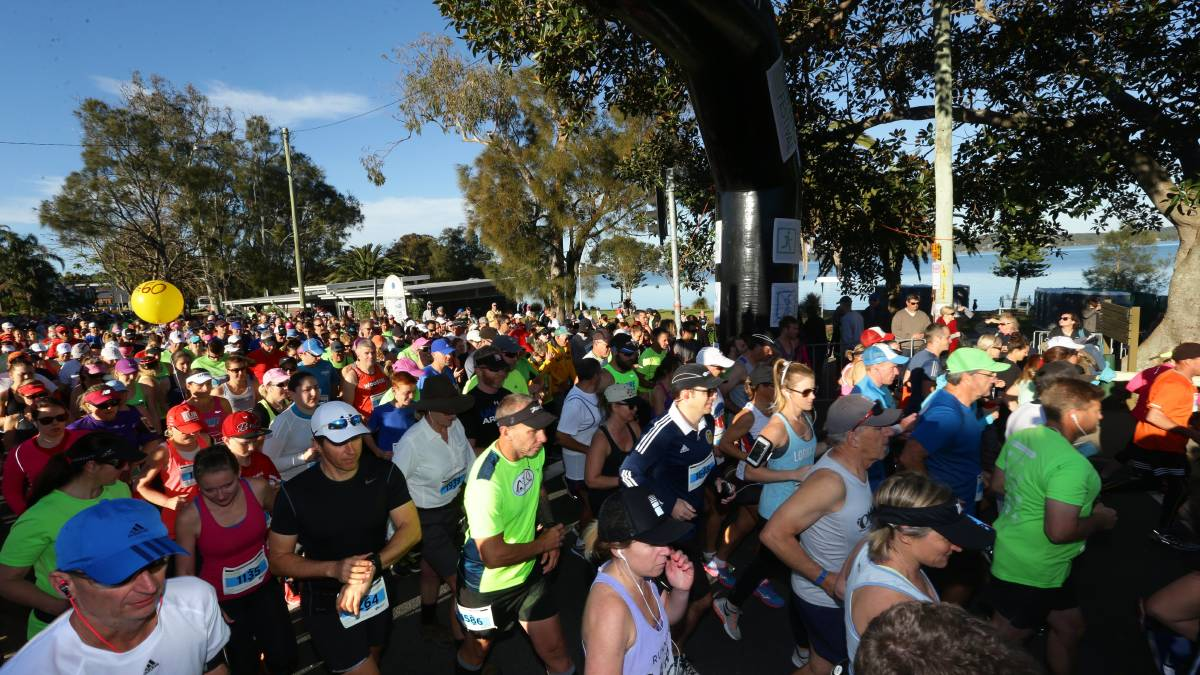 lake macquarie running festival
