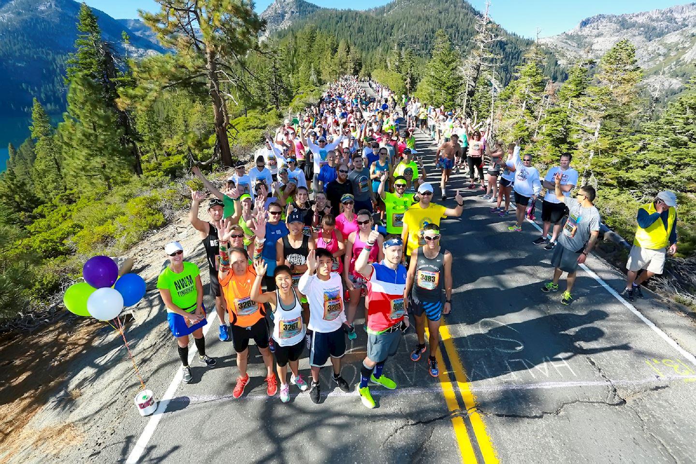 Alles over de Lake Tahoe Marathon en hoe jij er aan mee kunt doen