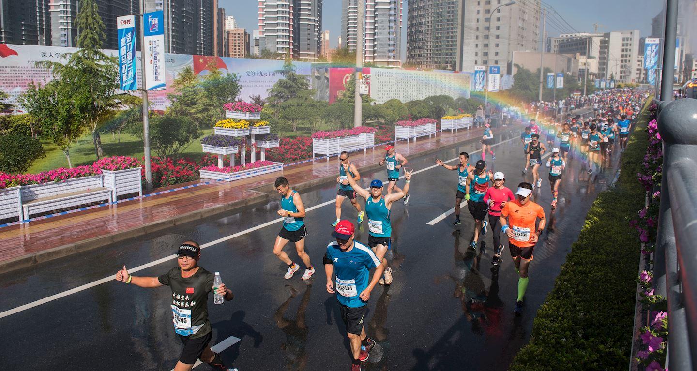 Alles over de Lanzhou International Marathon en hoe jij er aan mee kunt doen