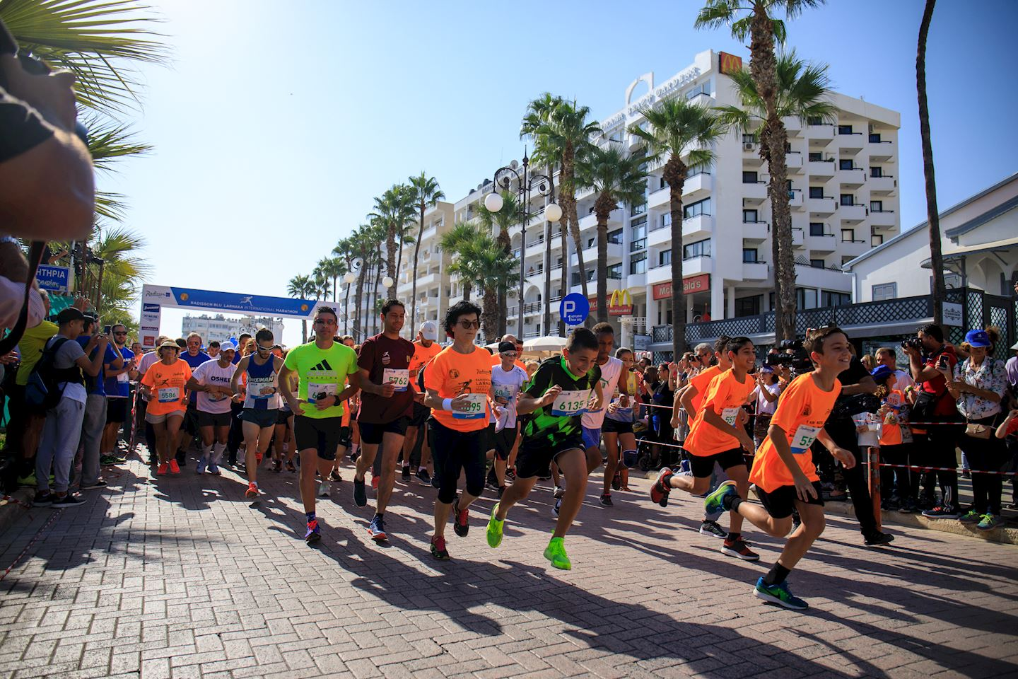 Image result for radisson blu larnaca international marathon