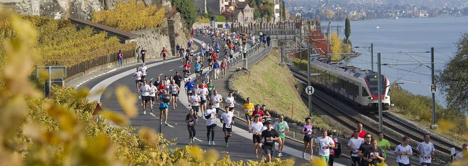 Alles over de Lausanne Marathon en hoe jij er aan mee kunt doen