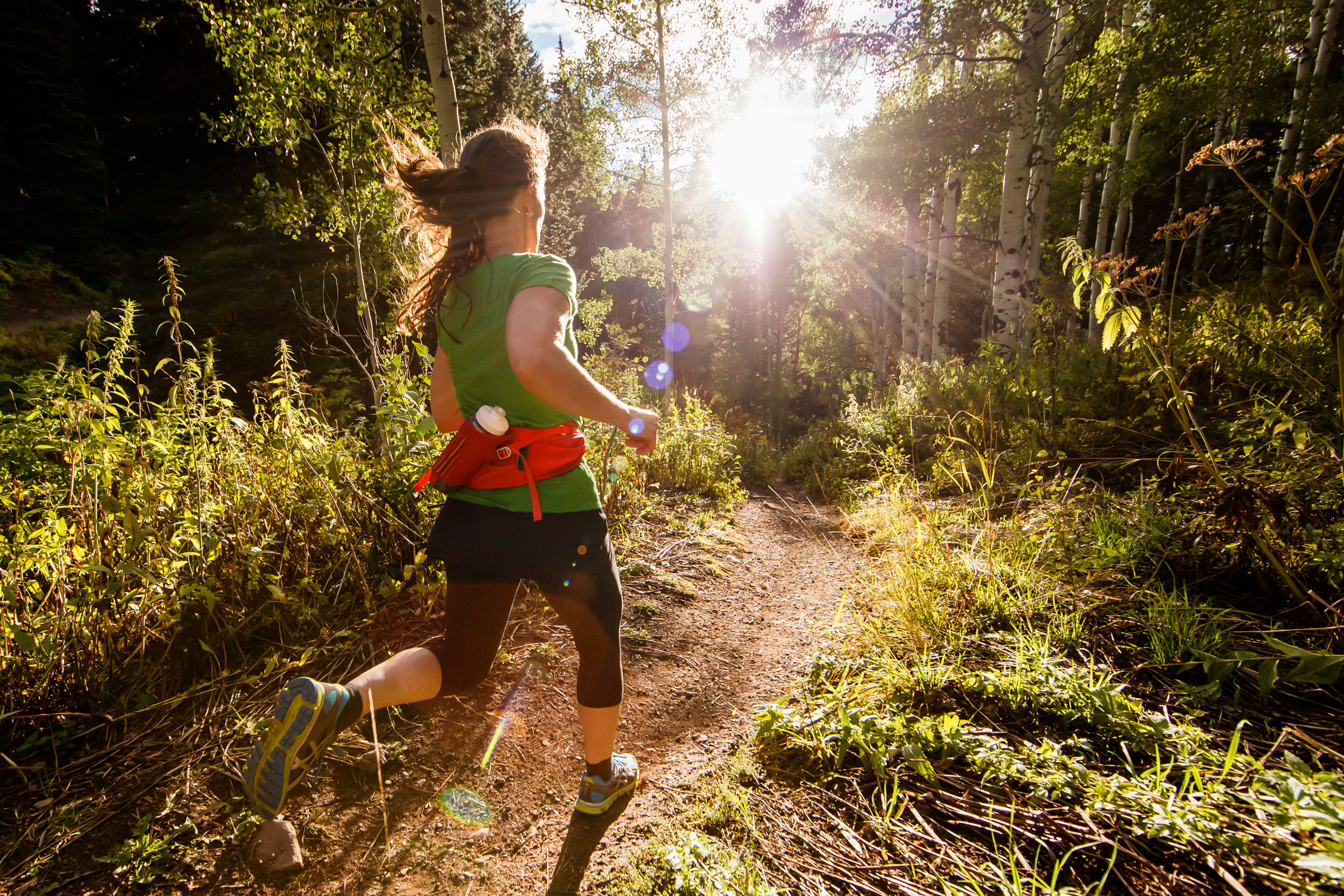 leave no trace trail half marathon