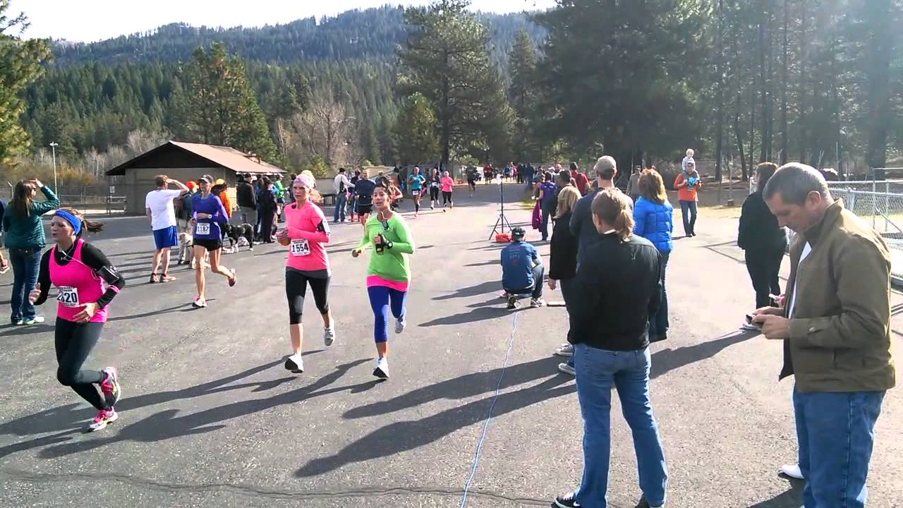 leavenworth marathon