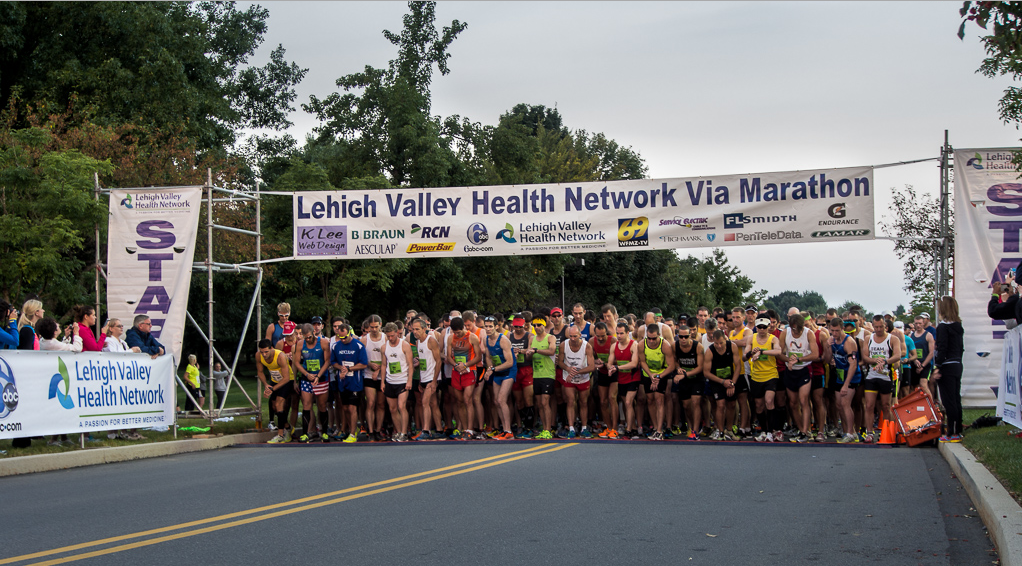 lehigh valley health network marathon