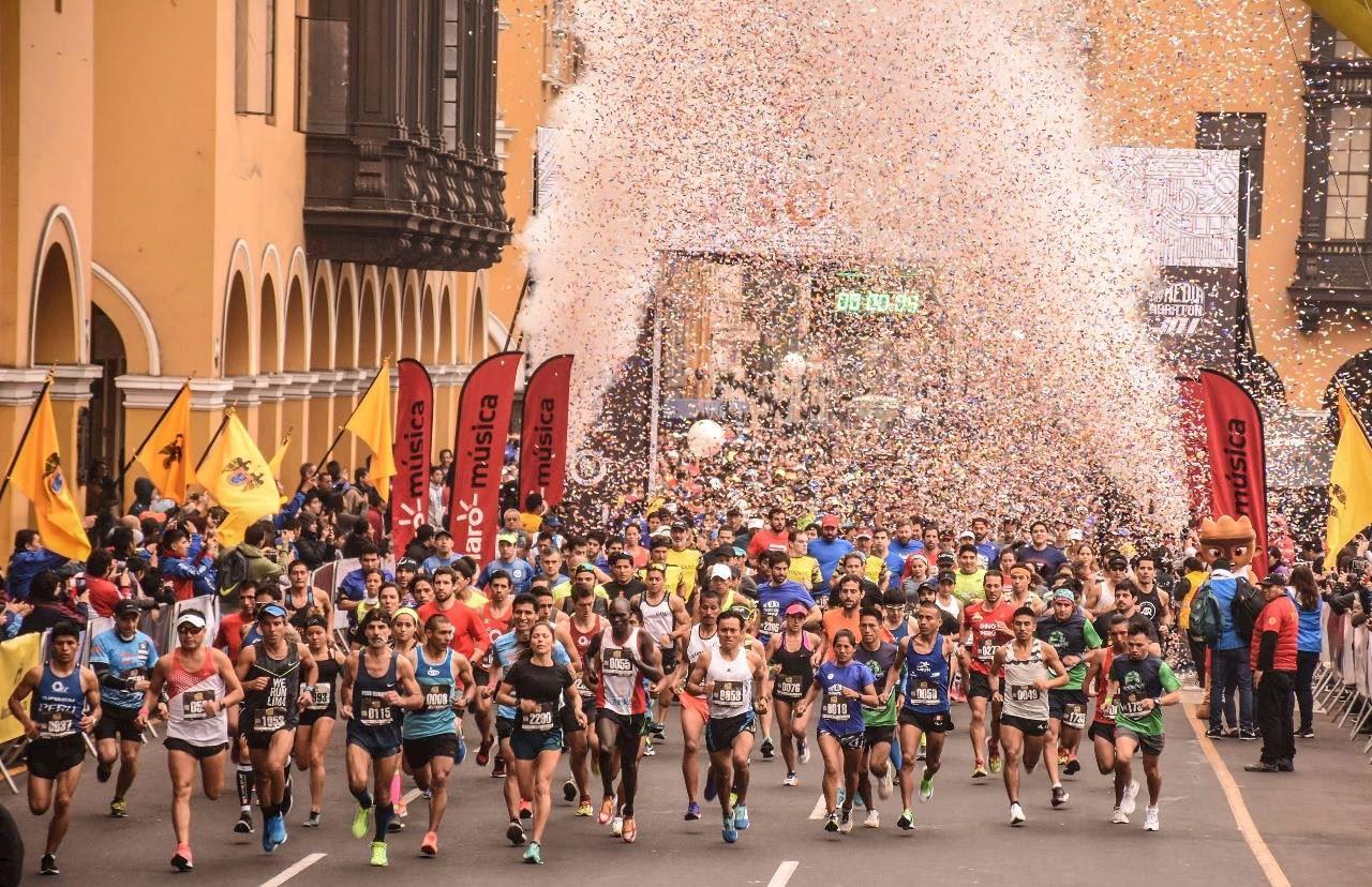 lima half marathon